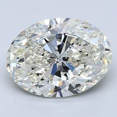 推薦鑽石 #4: 2.90  克拉橢圓形切割
