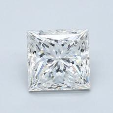 Recommended Stone #1: 1.17-Carat Princess Cut Diamond