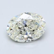 Recommended Stone #3: 1.40-Carat Oval Cut Diamond