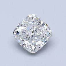 Recommended Stone #4: 0.91-Carat Cushion Cut Diamond