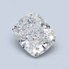1.01 Carat 墊形 Diamond 非常好 H IF