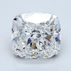 Recommended Stone #3: 3,10-Carat Cushion Cut Diamond