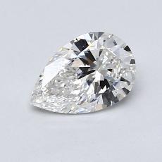 推薦鑽石 #3: 0.60 克拉梨形鑽石