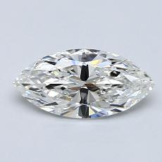 0.73-Carat Marquise Diamond Very Good F VS1
