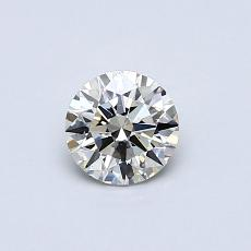 Recommended Stone #2: 0.42-Carat Round Cut