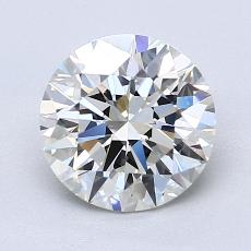 Recommended Stone #4: 1.71-Carat Round Cut Diamond