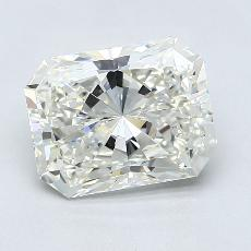 Recommended Stone #2: 3,20-Carat Radiant Cut Diamond