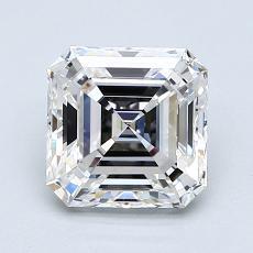 推薦鑽石 #1: 1.50  克拉上丁方形鑽石