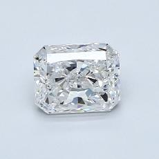 推荐宝石 1:0.91 克拉雷迪恩明亮式钻石