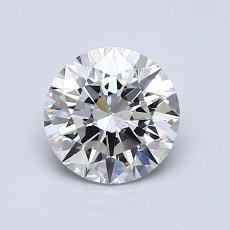 1.01 Carat 圓形 Diamond 理想 F VS2