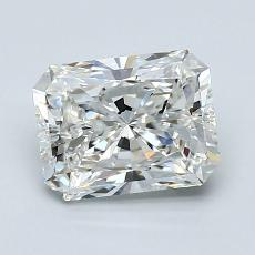 Recommended Stone #3: 1,56-Carat Radiant Cut Diamond