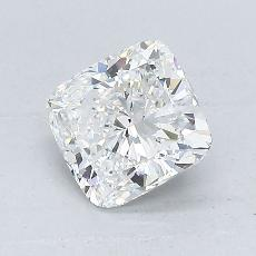 1.01-Carat Cushion Diamond Very Good F VS2