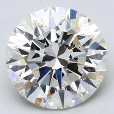 Recommended Stone #4: 3.51-Carat Round Cut Diamond