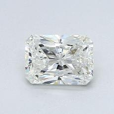 Target Stone: 0,90-Carat Radiant Cut Diamond