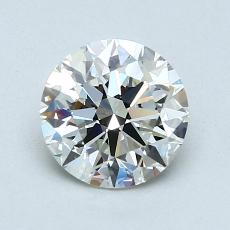 Recommended Stone #2: 1.13-Carat Round Cut