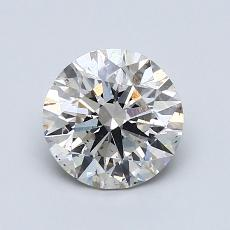 Recommended Stone #4: 1.16-Carat Round Cut Diamond