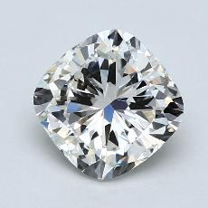 Recommended Stone #1: 2.01-Carat Cushion Cut