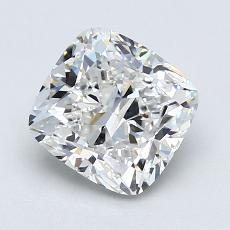 Recommended Stone #2: 1.71-Carat Cushion Cut Diamond