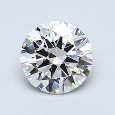 1.20 Carat 圓形 Diamond 理想 I VVS2