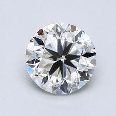 1.01 Carat 圓形 Diamond 良好 K VS2