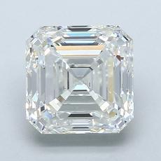 Recommended Stone #4: 2.17-Carat Asscher Cut Diamond