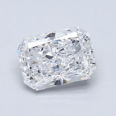 1.01 Carat 雷地恩明亮式 Diamond 非常好 D SI1