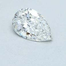 Recommended Stone #4: 2.01-Carat Pear Cut Diamond