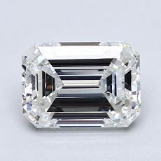 Recommended Stone #4: 1.70-Carat Emerald Cut Diamond