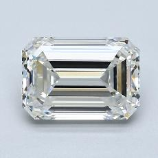 Recommended Stone #3: 2,70-Carat Emerald Cut Diamond