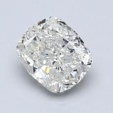 Recommended Stone #2: 1.40-Carat Cushion Cut Diamond