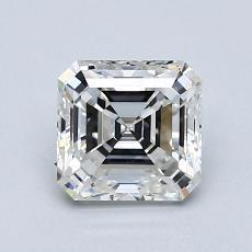 推荐宝石 1:1.20 克拉阿斯彻形钻石