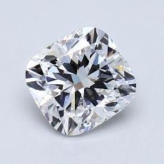 推荐宝石 4:1.20 克拉垫形钻石