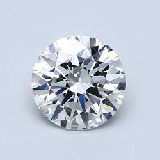 1.02 Carat 圓形 Diamond 理想 G VS2