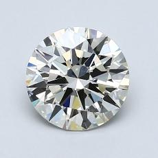 Recommended Stone #2: 1,21-Carat Round Cut Diamond