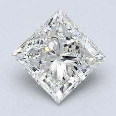 Recommended Stone #3: 1.50-Carat Princess Cut