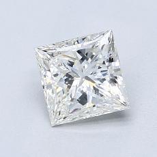 Recommended Stone #1: 1.01-Carat Princess Cut Diamond