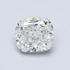 1.01 Carat 墊形 Diamond 非常好 G VVS1