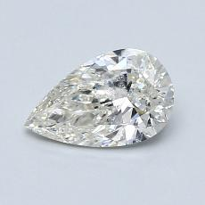 Recommended Stone #3: 0.74-Carat Pear Cut Diamond