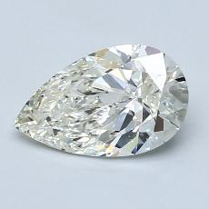 Recommended Stone #2: 1.02-Carat Pear Cut Diamond