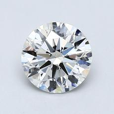 1.03-Carat Round Diamond Ideal G VS2