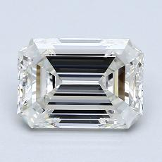 Recommended Stone #1: 2.40-Carat Emerald Cut Diamond
