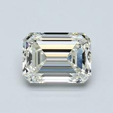 Recommended Stone #2: 1.06-Carat Emerald Cut Diamond