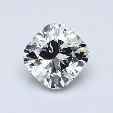 1.01-Carat Cushion Diamond ASTOR G VS1