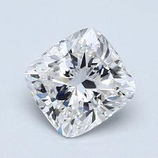 オススメの石No.4:1.02カラットのクッションカットダイヤモンド