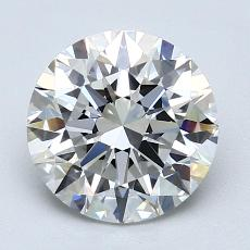 Recommended Stone #2: 2.25-Carat Round Cut Diamond