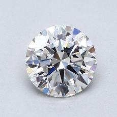 1.00 Carat 圓形 Diamond 理想 G VVS1