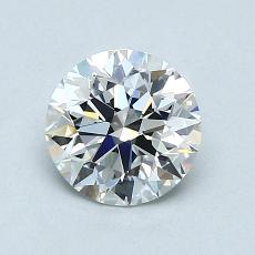 Recommended Stone #1: 0,94-Carat Round Cut