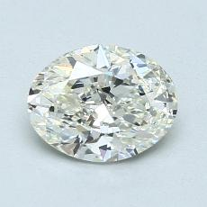 Recommended Stone #1: 1.01-Carat Oval Cut Diamond