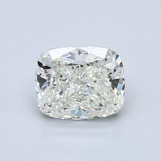推薦鑽石 #3: 0.86  克拉墊形切割鑽石