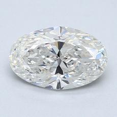 推荐宝石 3:1.20克拉椭圆形切割钻石